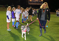 Boyds, MD - Friday Sept. 30, 2016: Boyd prior to a National Women's Soccer League (NWSL) semi-finals match between the Washington Spirit and the Chicago Red Stars at Maureen Hendricks Field, Maryland SoccerPlex. The Washington Spirit won 2-1 in overtime.