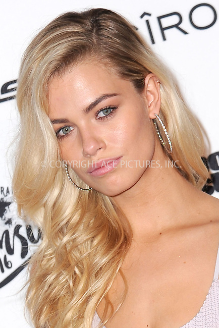 WWW.ACEPIXS.COM<br /> February 16, 2016 New York City<br /> <br /> Hailey Clauson attending the 2016 Sports Illustrated Swimsuit Launch Celebration at Brookfield Place on February 16, 2016 in New York City.<br /> <br /> Credit: Kristin Callahan/ACE Pictures<br /> Tel: (646) 769 0430<br /> e-mail: info@acepixs.com<br /> web: http://www.acepixs.com