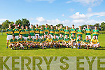 TOURNAMENT: The Kerry U17's team who beat Galway in the Jeremiah Kerins Memorial U17 Inter-County Football Tournament semi-final at the Milltown/Castlemaine grounds on Saturday.