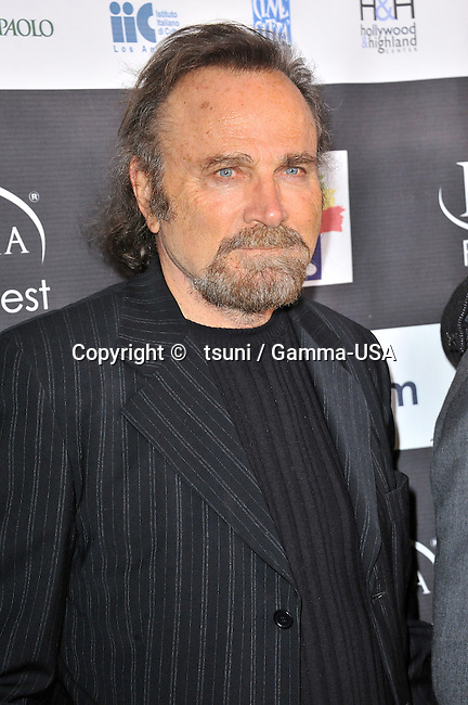 Franco Nero _113 at Italian Film Festival Honoring Quentin Tarantino for his revitalization of the Spaghetti Western at the Chinese 6 Theatre in Los Angeles.
