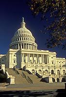 AJ2267, U.S. Capitol, Washington, DC, District of Columbia, capitol, capital, The United States Capitol Building in Washington, D.C.