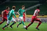 Yuya Osako (Werder Bremen #08)<br /> <br /> <br /> Sport: Fussball: 1. Bundesliga: Saison 19/20: <br /> 26. Spieltag: SV Werder Bremen vs Bayer 04 Leverkusen, 18.05.2020<br /> <br /> Foto ©  gumzmedia / Nordphoto / Andreas Gumz / POOL <br /> <br /> Nur für journalistische Zwecke! Only for editorial use!<br />  DFL regulations prohibit any use of photographs as image sequences and/or quasi-video.