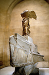 Travel: The Winged Victory of Samothrace, also called the Nike of Samothrace,[1] is a third century B.C. marble sculpture of the Greek goddess Nike (Victory). Since 1884, it has been prominently displayed at the Louvre Museum in Paris, France and is one of the most celebrated sculptures in the world.