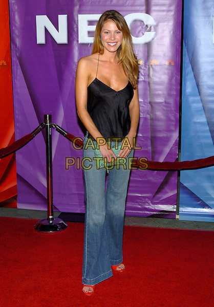 NIKKI COX.2005 NBC Winter TCA All-Star Party held at the Hard Rock Cafe, Universal City, California, USA, .21 January 2005..full length nicky nicki.Ref: ADM.www.capitalpictures.com.sales@capitalpictures.com.©JWong/AdMedia/Capital Pictures .