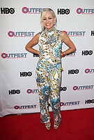 "LOS ANGELES, CA-  Siobhan Fahey, At 2017 Outfest Los Angeles LGBT Film Festival - Closing Night Gala Screening Of ""Freak Show"" at The Theatre at Ace Hotel, California on July 16, 2017. Credit: Faye Sadou/MediaPunch"