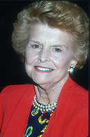 Betty Ford 1990s, Photo By Michael Ferguson/PHOTOlink