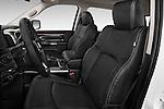Front seat view of a 2015 Ram 2500 Laramie Mega Cab 4 Door Truck Front Seat car photos