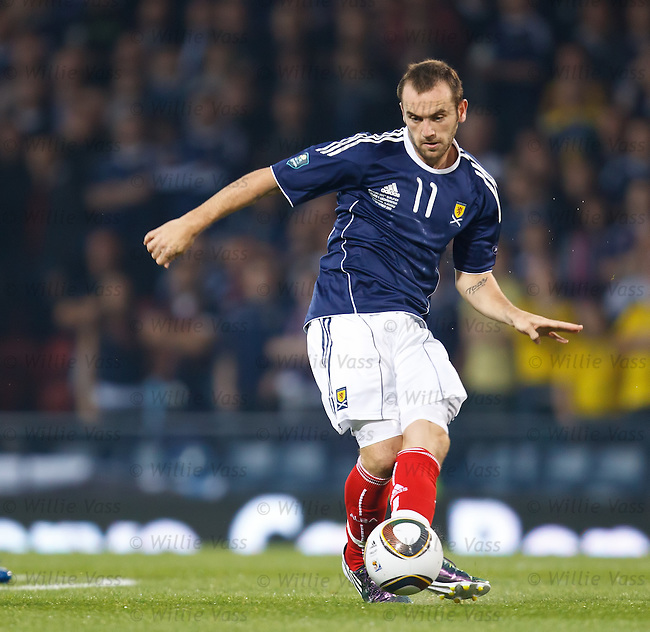 James McFadden, Scotland