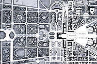 Versailles: Plan--detail. Reference only.