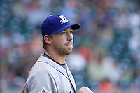 July 15, 2009: Durham Bulls right-handed pitcher Dale Thayer during the 2009 Triple-A All-Star Game at PGE Park in Portland, Oregon.
