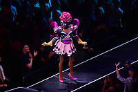 Brooklyn, NY - June 26, 2019: Multi-talented singer/songwriter/entertainer Todrick Hall performs during the opening ceremony for NYC World Pride at the Barclays Center in Brooklyn, New York June 26, 2019.  (Photo by Don Baxter/Media Images International)