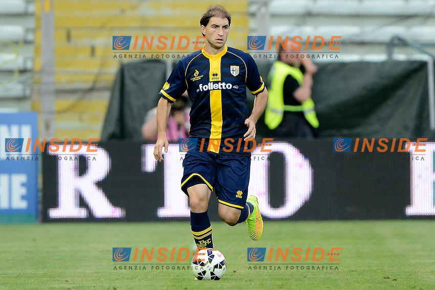 Gabriel Paletta Parma<br /> Parma 28-07-2014 Stadio Tardini - Football Calcio Amichevole. Pre season training. Parma - Monaco Foto Giuseppe Celeste / Insidefoto