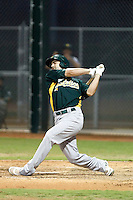Conor Jackson - AZL Athletics - 2010 Arizona League. Jackson, acquired by the Athletics from the Diamondbacks earlier in the season, was rehabbing an injury in the AZL. He's playing here against the Reds in Goodyear, AZ - 08/90/2010.Photo by:  Bill Mitchell/Four Seam Images..