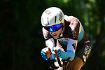 Tony Gallopin (FRA) AG2R La Mondiale in action during Stage 13 of the 2019 Tour de France an individual time trial running 27.2km from Pau to Pau, France. 19th July 2019.<br /> Picture: ASO/Pauline Ballet | Cyclefile<br /> All photos usage must carry mandatory copyright credit (© Cyclefile | ASO/Pauline Ballet)