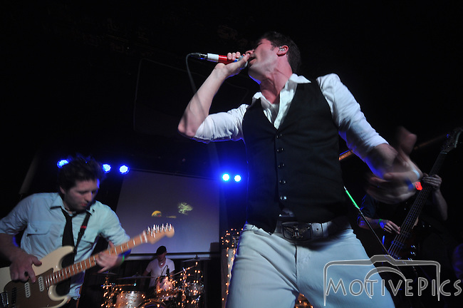 Greek Fire at Fubar April 23, 2011.
