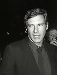 Harrison Ford attending the Movie Premiere of TERMS OF ENDEARMENT, in New York City. 11/20/1983
