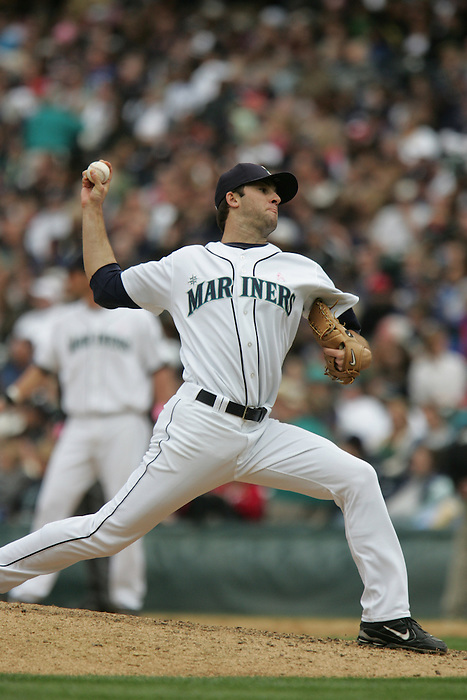 13 May 2007: Seattle Mariners #35 Brandon Morrow ..Seattle Mariners vs New York Yankees at Safeco Park in Seattle, Washington.