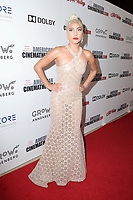 LOS ANGELES - NOV 29:  Lady Gaga at the 32nd American Cinematheque Award at the Beverly Hilton Hotel on November 29, 2018 in Beverly Hills, CA