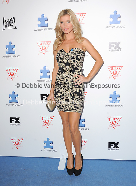 Joanna Krupa attends The Autism Speaks 3rd Annual Blue Jean Ball held at Boulevard 3 in Hollywood, California on October 24,2012                                                                               © 2013 Hollywood Press Agency