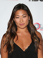 WEST HOLLYWOOD, CA - JULY 11: Jenna Ushkowitz at the 2017 Outfest LA LGBT Film Festival Screening Of Hello Again at The Director's Guild of America in West Hollywood, California on July 11, 2017. Credit: Faye Sadou/MediaPunch