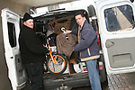 SVP's Brian Reynolds and Liam Kelly load up the vans with donations for Flood Victims...Photo NEWSFILE/Jenny Matthews.(Photo credit should read Jenny Matthews/NEWSFILE)....This Picture has been sent you under the condtions enclosed by:.Newsfile Ltd..The Studio,.Millmount Abbey,.Drogheda,.Co Meath..Ireland..Tel: +353(0)41-9871240.Fax: +353(0)41-9871260.GSM: +353(0)86-2500958.email: pictures@newsfile.ie.www.newsfile.ie.FTP: 193.120.102.198.