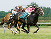 Eulonia winning at Delaware Park on 6/11/12