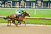 Lady of Greatness winning at Delaware Park on 5/21/12