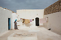 Morocco - Tidzi - Amina Hammoush, 40, seen in her house, is a member of the Ajddigue cooperative.