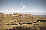 Killibegs Windsite owned by SMR Windparks. A little over ten years ago Michael Rouse was working as an electrical engineer for a utility company and Seamus Mc Rory was working as an accountant. Their financial interest in the possibilities of wind energy development brought them together and they now operate SMR Windparks. SMR Windparks has several sites in Ireland and internationally. Seamus believes that a secure energy supply is essential for Ireland and 'oil is going out.' In the mean time, if the solution is good for the environment, so much the better. Through their involvement with wind energy they have seen significant improvements in their quality of life. They are more financially secure, more independent and currently own some nice valuable assets.
