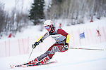 09 MAR 2016:  Taylor Shiffrin (15) of the University of Denver competes in the giant slalom during the NCAA Division I Men's and Women's Skiing Championships take place at the Steamboat Ski Resort in Steamboat Springs, CO.  Jamie Schwaberow/NCAA Photos