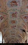 Loggia delle Benedizioni Saints Angels Domenico Fontana 1586 St John in Lateran Rome