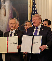 US Signs Phase 1 of the China Trade Deal