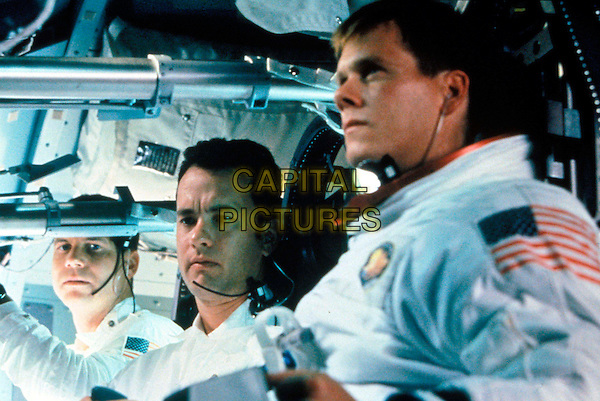 BILL PAXTON, TOM HANKS & KEVIN BACON.in Apollo 13.Filmstill - Editorial Use Only.Ref: 1380.CAP/AWFF.supplied by Capital Pictures