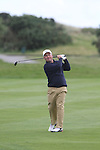 Day two of the Irish PGA championship at Seapoint Golf Club, Damien McGrane...Picture Jenny Matthews/Newsfile.ie