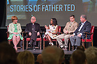 "June 5, 2015; ""Stories of Father Ted"" panel discussion, Reunion 2015. (Photo by Matt Cashore/University of Notre Dame)"