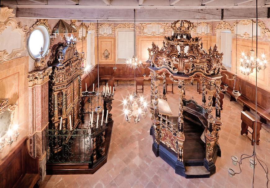 Provincia di Torino, Carmagnola, Sinagoga
