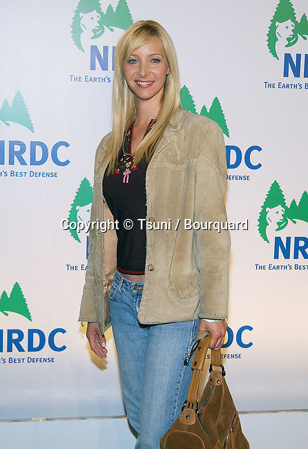 Lisa Kudrow arriving at the &quot; NRDC PRESENTS THE ROLLING STONES IN A FREE CONCERT TO FIGHT GLOBAL WARMING STAPLES CENTER IN LOS ANGELES. February 6. 2003<br />           -            KudrowLisa29.jpg