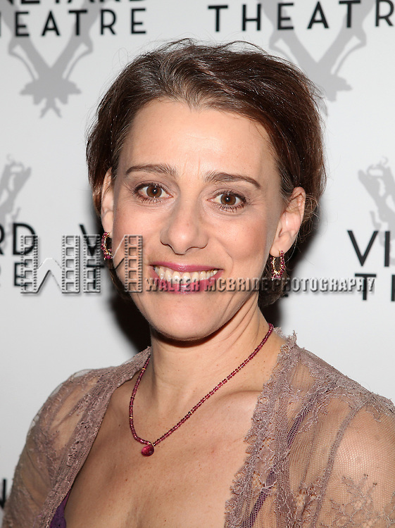 Judy Kuhn.arriving for STRO! The Vineyard Theatre Annual Spring Gala honors Susan Stroman at the Hudson Theatre in New York City.