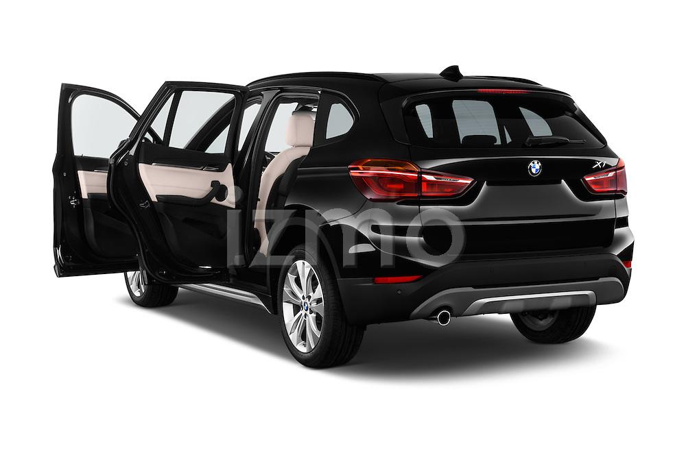 Car images of 2016 BMW X1 xLine 5 Door Suv Doors