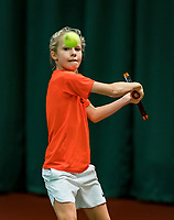 Wateringen, The Netherlands, November 27 2019, De Rhijenhof , NOJK 12/16 years,  Tess Antonis (NED)<br /> Photo: www.tennisimages.com/Henk Koster