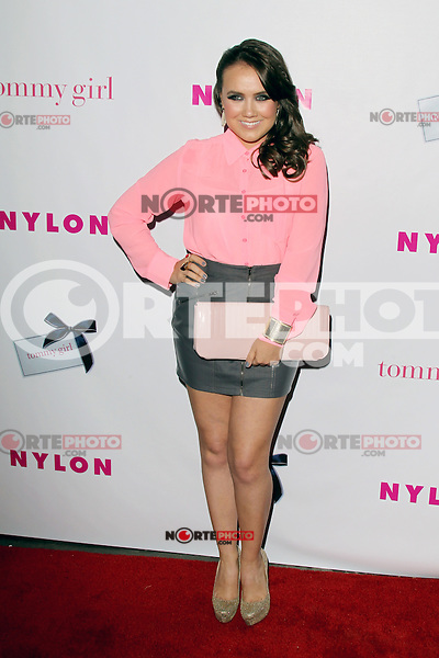 Jennifer Veal at the NYLON Magazine Annual May Young Hollywood Issue Party at Hollywood Roosevelt Hotel on May 9, 2012 in Hollywood, California. © mpi29/MediaPunch Inc.