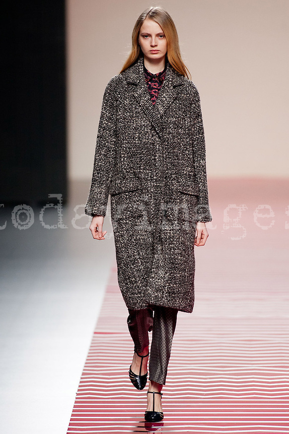 Ailanto in Mercedes-Benz Fashion Week Madrid 2013