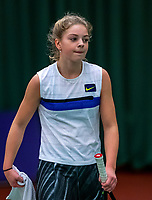 Wateringen, The Netherlands, December 4,  2019, De Rhijenhof , NOJK 14 and18 years, Yara Hamerling (NED)<br /> Photo: www.tennisimages.com/Henk Koster
