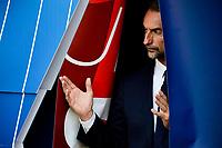 Jean Claude Blanc - Directeur General delegue du PSG<br /> 14/09/2019<br /> Paris Saint Germain PSG - Strasbourg <br /> Calcio Ligue 1 2019/2020 <br /> Foto JB Autissier Panoramic/insidefoto <br /> ITALY ONLY