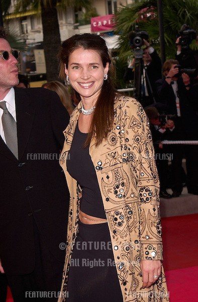 Actress JULIA ORMOND at the Cannes Film Festival for the screening of Apocalypse Now..11MAY2001.  © Paul Smith/Featureflash