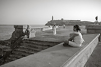 Black & White Cuba