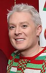 """Clay Aiken attend the Opening Night After Party for """"Ruben & Clay's First Annual Christmas Show"""" on December 11, 2018 at The Copacabana Times Square in New York City."""