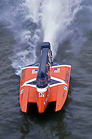 #47 USFORA Formula One (F1) Tunnel Boats, Cincinnati, Ohio 1990