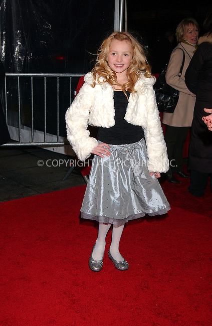 WWW.ACEPIXS.COM . . . . .....New York City. December 2, 2007.....Actress Peyton List attends 'The Golden Compass' premiere at the Ziegfeld Theater in New York City...  ....Please byline: Kristin Callahan - ACEPIXS.COM..... *** ***..Ace Pictures, Inc:  ..Philip Vaughan (646) 769 0430..e-mail: info@acepixs.com..web: http://www.acepixs.com