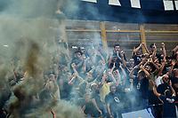 Tifosi Napoli Supporters <br /> Napoli 01-10-2017 Stadio San Paolo Football Calcio Serie A 2017/2018 Napoli - Cagliari  <br /> Foto Andrea Staccioli / Insidefoto